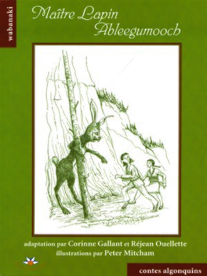 cover image of Maître Lapin Ableegumooch