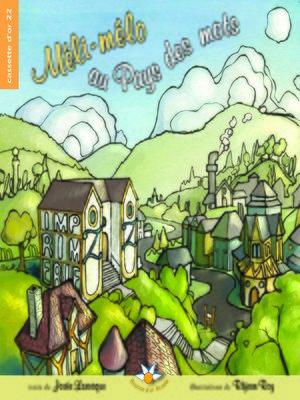 cover image of Méli-mélo au Pays des mots