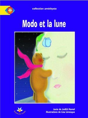 cover image of Modo et la lune