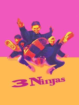 cover image of 3 Ninjas