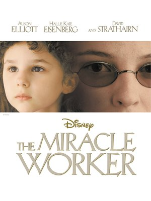 cover image of The Miracle Worker