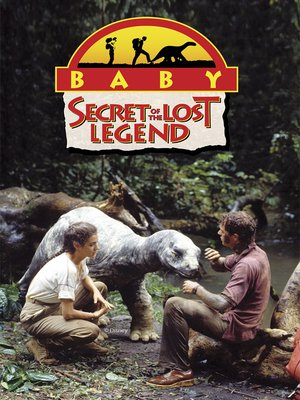 cover image of Baby...Secret of the Lost Legend