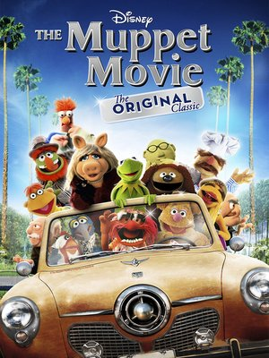 cover image of The Muppet Movie (1979)