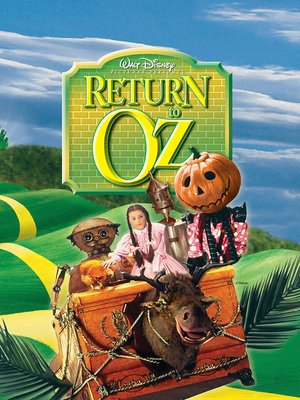 cover image of Return to Oz