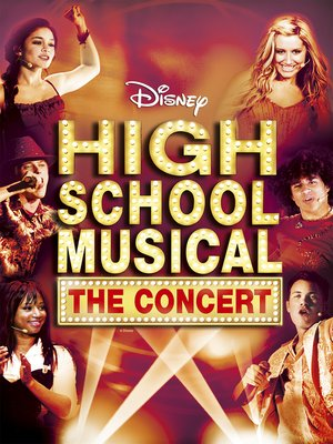 cover image of High School Musical