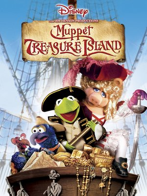 cover image of Muppet Treasure Island