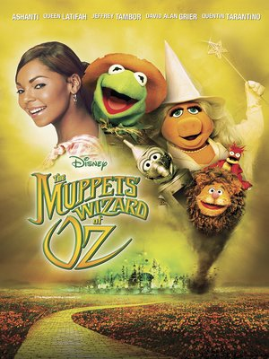 cover image of The Muppets' Wizard of Oz