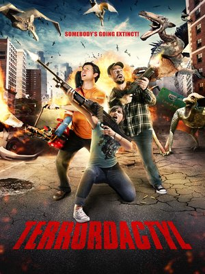 cover image of Terrordactyl