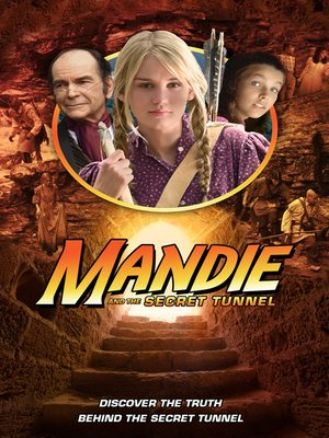 cover image of Mandie and the Secret Tunnel