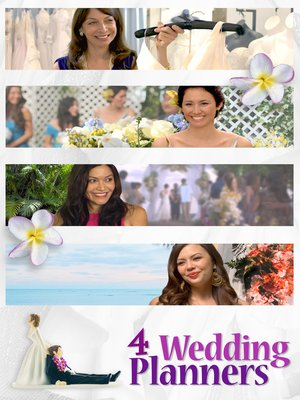 cover image of 4 Wedding Planners