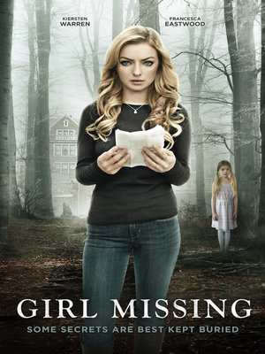 cover image of Girl Missing