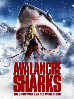 cover image of Avalanche Sharks