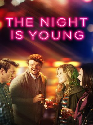 cover image of The Night Is Young