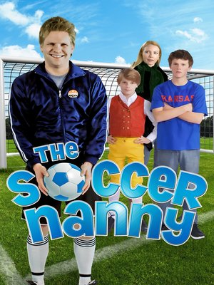 cover image of The Soccer Nanny