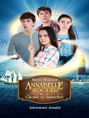 cover image of Annabelle Hooper and the Ghosts of Nantucket