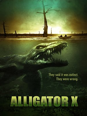cover image of Alligator x