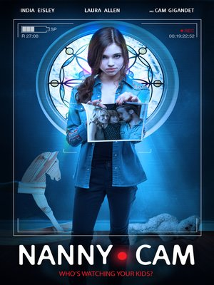 cover image of Nanny Cam