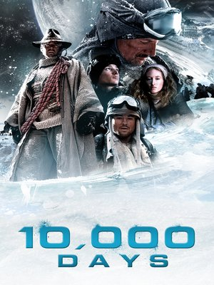 cover image of 10,000 Days