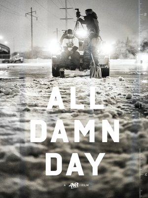 cover image of All Damn Day