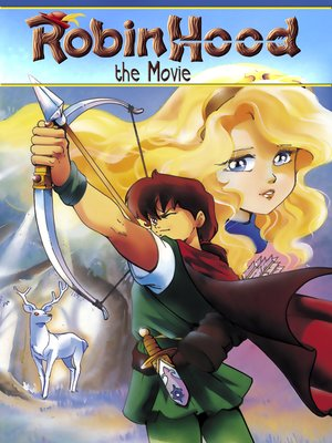 cover image of Robin Hood I: An Animated Classic