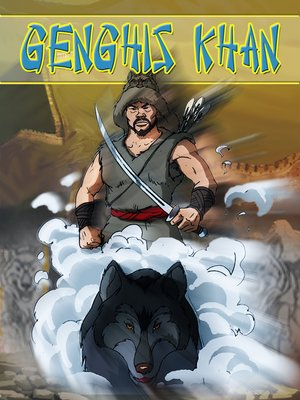 cover image of Genghis Khan: An Animated Classic