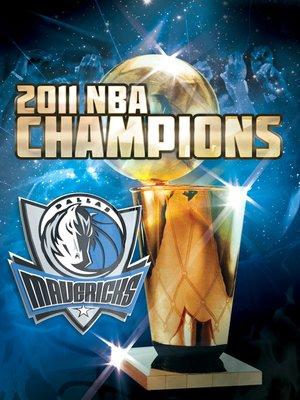 cover image of 2011 NBA Champions: Dallas Mavericks