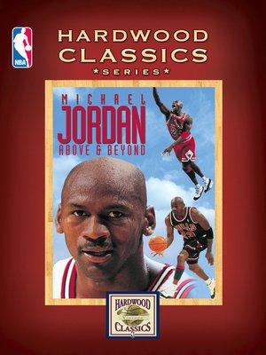 cover image of Michael Jordan: Above & Beyond