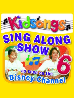 cover image of We Love Our Kidsongs