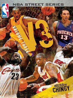 cover image of NBA Street Series, Volume 3