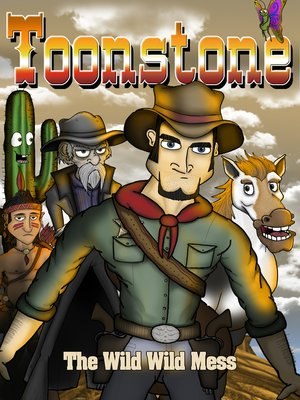 cover image of Toonstone
