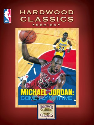 cover image of Michael Jordan: Come Fly with Me