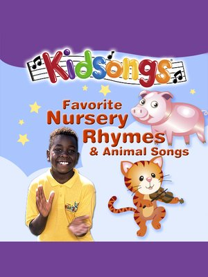 cover image of Baby Animal Songs
