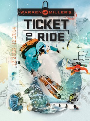 cover image of Warren Miller's Ticket to Ride