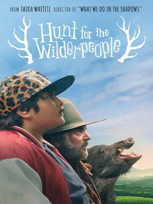 cover image of Hunt for the Wilderpeople