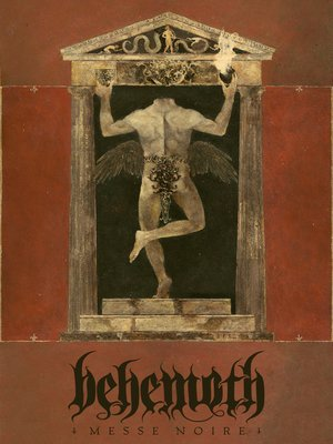 cover image of Behemoth: Messe Noire