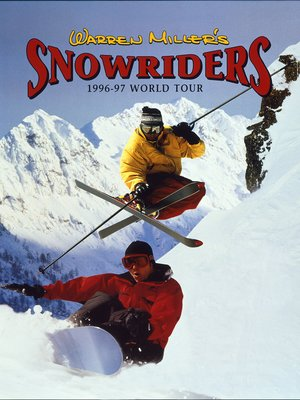 cover image of Warren Miller's Snowriders