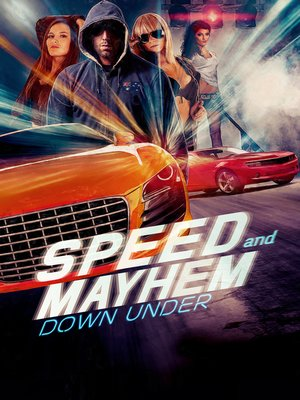cover image of Speed and Mayhem Down Under