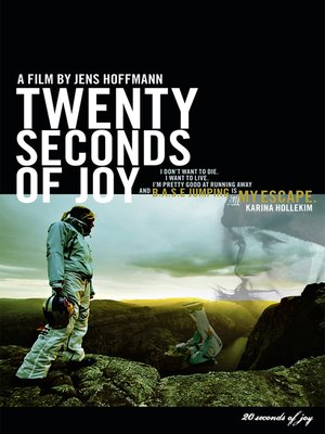 cover image of 20 Seconds of Joy