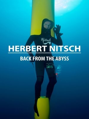 cover image of Herbert Nitsch: Back from the Abyss