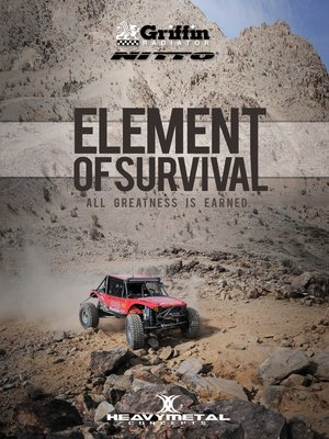 cover image of King of the Hammers: Element of Survival