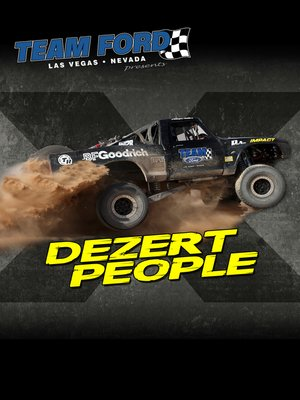 cover image of Dezert People 10