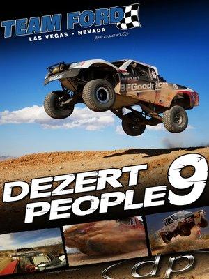 cover image of Dezert People 9