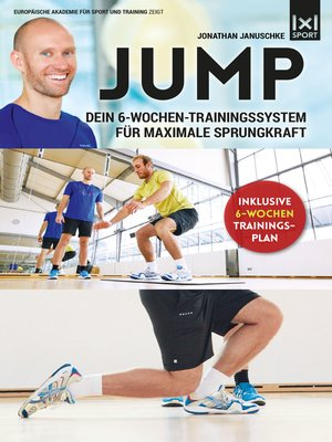 cover image of JUMP: Sprungkrafttraining