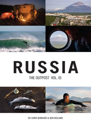cover image of Russia, Outpost, Volume 1