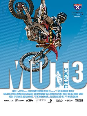 cover image of Moto 3: The Movie