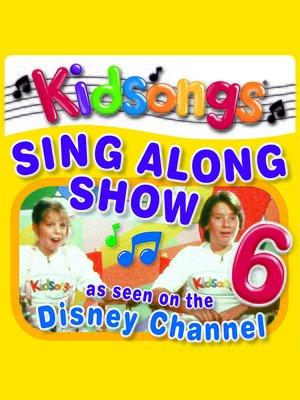 cover image of Kidsongs Rocks