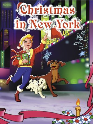 cover image of Christmas in New York: An Animated Classic