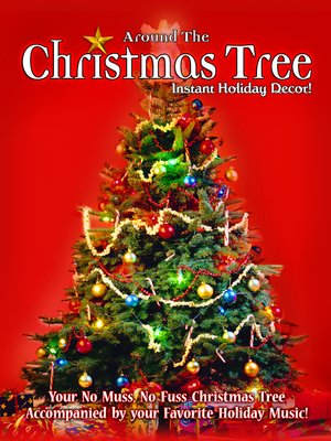 cover image of Around the Christmas Tree: Instant Holiday Décor