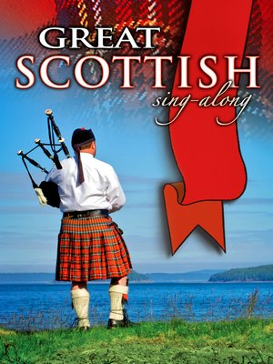 cover image of Great Scottish Sing-Along