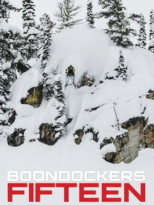 cover image of Boondockers 15